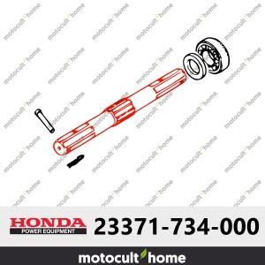 Arbre de roue Honda 23371734000 (23371-734-000 )-20