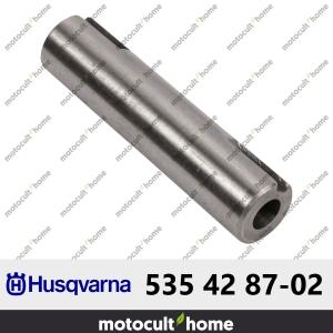 Arbre de lame Husqvarna 535428702 (5354287-02 / 535 42 87-02)-20