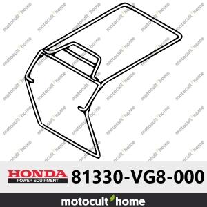 Cadre du bac de ramassage Honda 81330VG8000 (81330-VG8-000 )-20