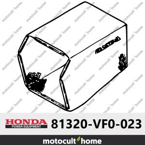 Tissu du bac de ramassage Honda 81320VF0023 (81320-VF0-023 )-20