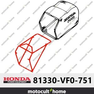 Cadre du bac de ramassage Honda 81330VF0751 (81330-VF0-751 )-20