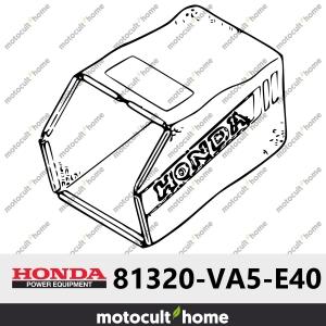 Tissu du sac dherbe Honda 81320VA5E40 ( 81320-VA5-E40 )-20