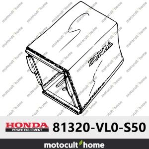 Tissu du bac de ramassage Honda 81320VL0S50 (81320-VL0-S50 )-20