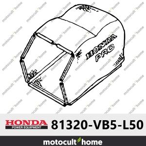Tissu du bac dherbe Honda 81320VB5L50 (81320-VB5-L50)-20