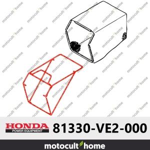Cadre du bac de ramassage Honda 81330VE2000 (81330-VE2-000)-20