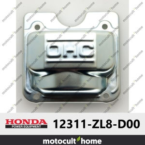 Couvercle cache culbuteur Honda 12311ZL8D00 ( 12311-ZL8-D00 ) GC135, GC160-20