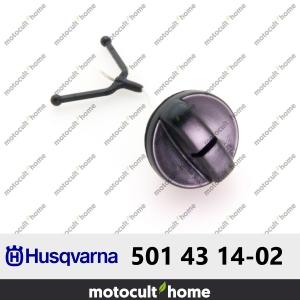 Bouchon de réservoir Husqvarna 501431402 ( 5014314-02 / 501 43 14-02 )-20