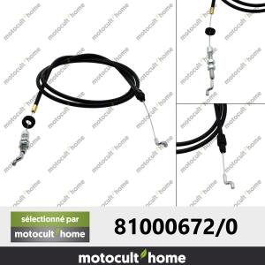 Câble de traction GGP Castelgarden 810006720 ( 81000672/0 )-20