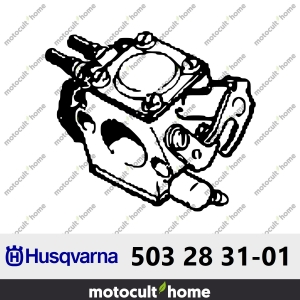 Carburateur Husqvarna C1Q-EL1 503283101 ( 5032831-01 / 503 28 31-01 )-20