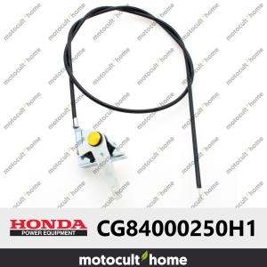 Câble et poignée daccélération Honda CG84000250H1-20
