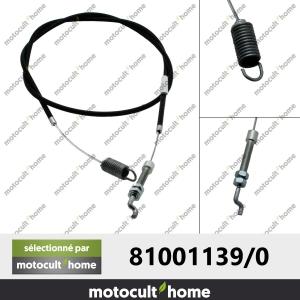 Câble de traction GGP Castelgarden 810011390 ( 81001139/0 )-20