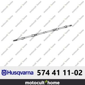 Câble de contrôle Husqvarna 574411102 ( 5744111-02 / 574 41 11-02 )-20