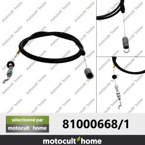 Câble de traction GGP Castelgarden 810006681 ( 81000668/1 )-20