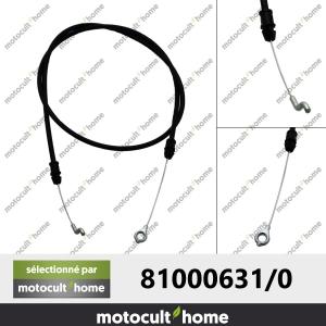 Câble de frein moteur GGP Castelgarden 810006310 ( 81000631/0 )-20