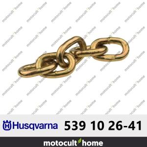 Chaîne de carter de coupe Husqvarna 539102641 ( 5391026-41 / 539 10 26-41 )-20