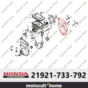 Protection gauche de boite Honda 21921733792 (21921-733-792)-20
