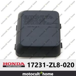 Couvercle de filtre à air Honda 17231ZL8020 ( 17231-ZL8-020 )-20