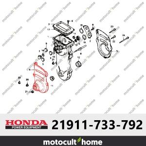 Protection droite de boite Honda 21911733792 (21911-733-792)-20