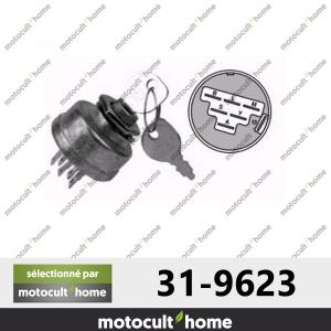 Contacteur à clé 7 bornes 140301 VL125/42K-20