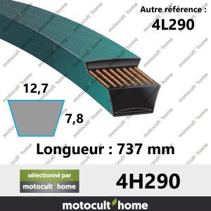 Courroie 4L290-20
