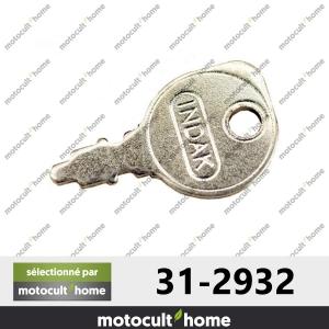 Clé de contact Husqvarna 532122147 ( 5321221-47 / 532 12 21-47 )-20