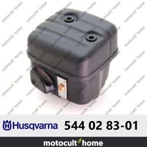 Silencieux Husqvarna 544028301 ( 5440283-01 / 544 02 83-01 )-20