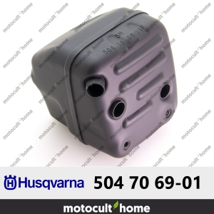 Silencieux Husqvarna 504706901 ( 5047069-01 / 504 70 69-01 )-20