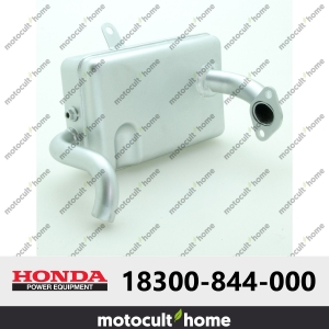 Pot dEchappement Honda 18300844000 ( 18300-844-000 )-20