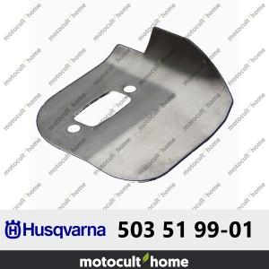 Déflecteur de chaleur Husqvarna 503519901 ( 5035199-01 / 503 51 99-01 )-20