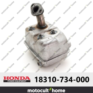 Echappement Honda 18310734000 ( 18310-734-000 )-20