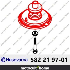 Embrayage Husqvarna 582219701 ( 5822197-01 / 582 21 97-01 )-20