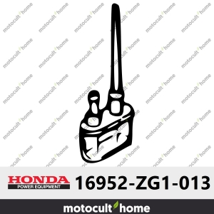 Filtre à essence Honda 16952ZG1013 ( 16952-ZG1-013 )-20