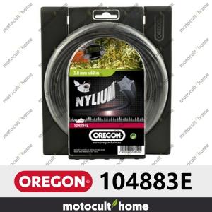 Bobine de fil Nylium Oregon en étoile 2,4mm 90m-20