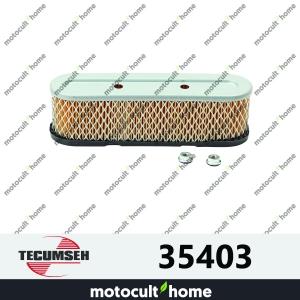 Filtre à air Tecumseh 35403-20