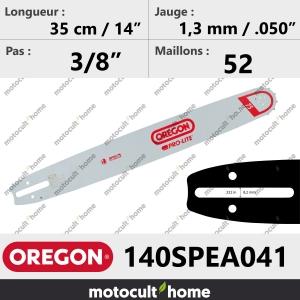 Guide de tronçonneuse Oregon 140SPEA041 Pro-Lite 35 cm-20