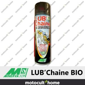 Aérosol lubrifiant Minerva Oil Lub Chaine Bio-20