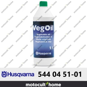 Huile de chaîne Husqvarna Vegoil 1L-20