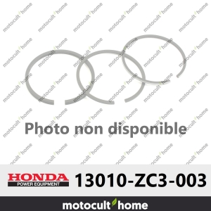 Jeu de segments Honda 13010ZC3003 ( 13010-ZC3-003 / 13010-ZC3-003 )-20