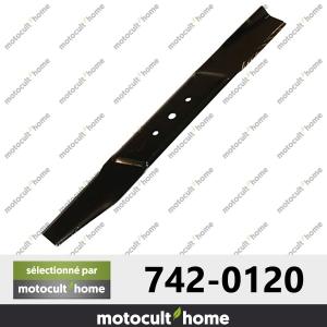 Lame de tondeuse pour MTD 7420120 ( 742-0120 )-20