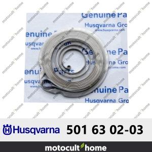 Ressort de rappel Husqvarna 501630203 ( 5016302-03 / 501 63 02-03 )-20