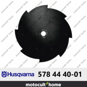 Lame à herbe 8 dents Husqvarna 578444001 alésage 25,4mm Ø 250mm-20