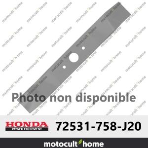 Lame de tondeuse Honda 72531758J20 ( 72531-758-J20 )-20