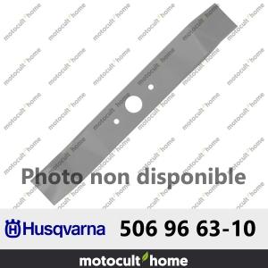Lame de tondeuse Husqvarna 506966310 ( 5069663-10 / 506 96 63-10 )-20