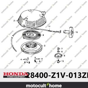 Lanceur complet Honda 28400Z1V013ZB ( 28400-Z1V-013ZB )-20