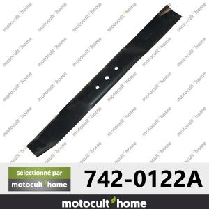 Lame de tondeuse pour MTD 7420122A ( 742-0122A )-20