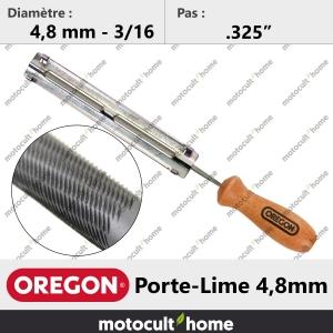 "Porte-Lime Oregon avec lime 4,8 mm (3/16"")-20"