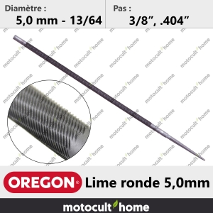 "Lime ronde Oregon 5 mm (13/64"")-20"