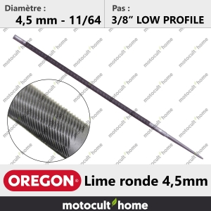 "Lime ronde Oregon 4,5 mm (11/64"")-20"