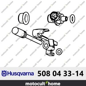 Pompe à huile Husqvarna 508043314 ( 5080433-14 / 508 04 33-14 )-20
