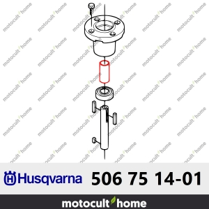 Rondelle despacement Husqvarna 506751401 ( 5067514-01 / 506 75 14-01 )-20